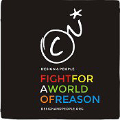 Fight For A World Of Reason campaign by Design & People